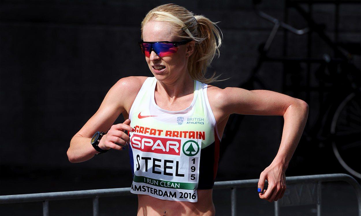 Gemma Steel and Chris Thompson set for BMC Trafford 10,000m