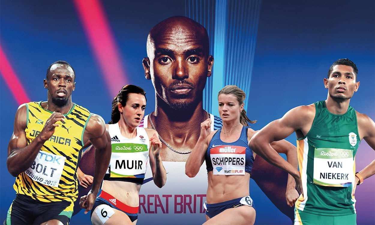 IAAF World Championships London 2017: Who, what and when?