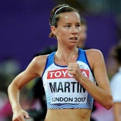 Jessica Martin announces her retirement from international athletics