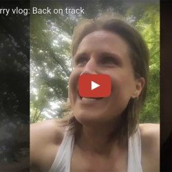 Katharine Merry vlog: Back on track