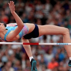 Maria Lasitskene plays down IAAF award chances after golden summer