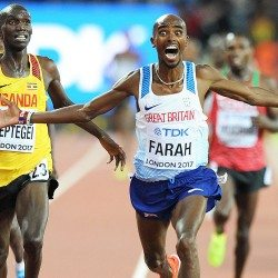 Mo Farah among Laureus World Sports Awards nominees