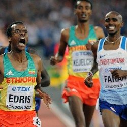 How Mo Farah lost his world 5000m crown