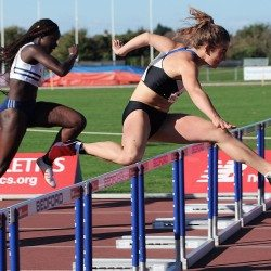 Records fall as athletes impress at England U17/U15 Championships