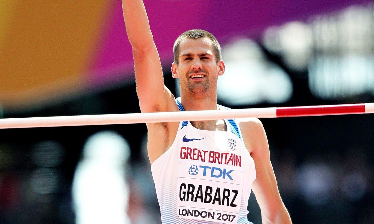 Robbie Grabarz retires from athletics