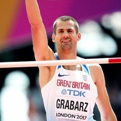 Robbie Grabarz retires from athletics