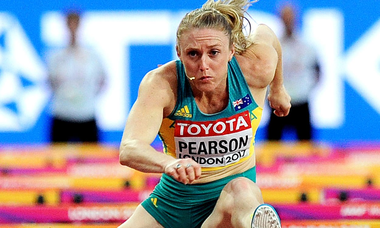 Sally Pearson wins 16th national title - weekly round-up