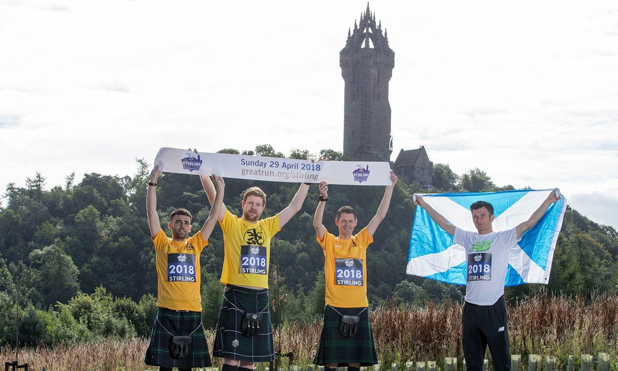 Stirling Scottish Marathon