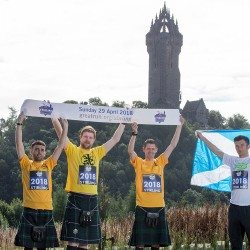 New and improved Stirling Scottish Marathon set for 2018