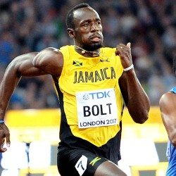 Usain Bolt frustrated with World Championships start