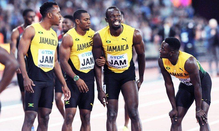 Usain-Bolt-London-2017-relay-by-Mark-Shearman