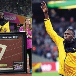 Usain Bolt's bittersweet goodbye