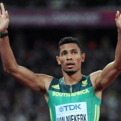 Wayde van Niekerk to miss Commonwealth Games through injury