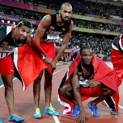 Trinidad shock US as GB grab bronze in World Champs men's 4x400m