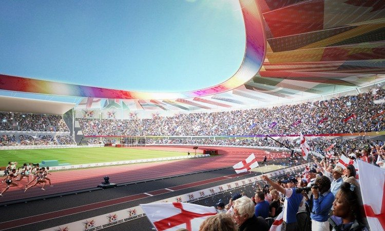 Birmingham to host 2022 Commonwealth Games