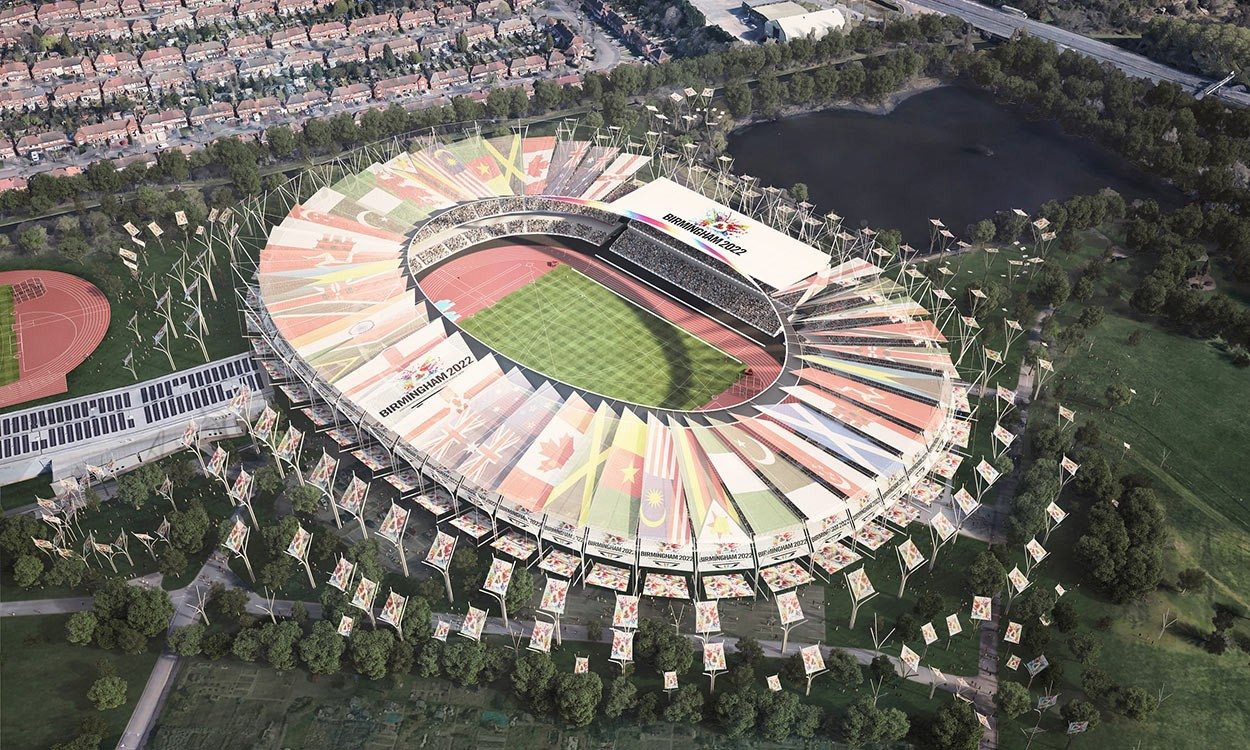 Birmingham Commonwealth Games bid gets government go-ahead