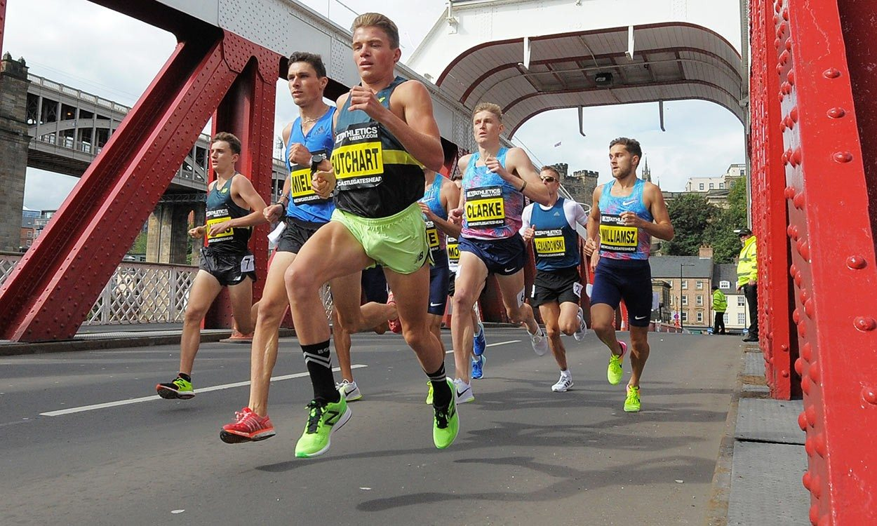 Andrew Butchart set for half-marathon 'fun'