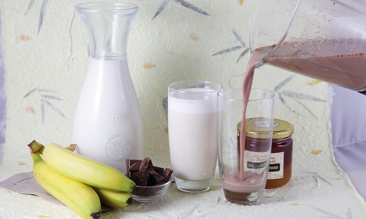 Recipe: DIY recovery shake