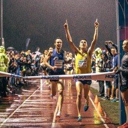 Chris O'Hare dedicates Long Island Mile win to David Torrence