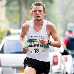 Dewi Griffiths eyes PB performance at Cardiff Half