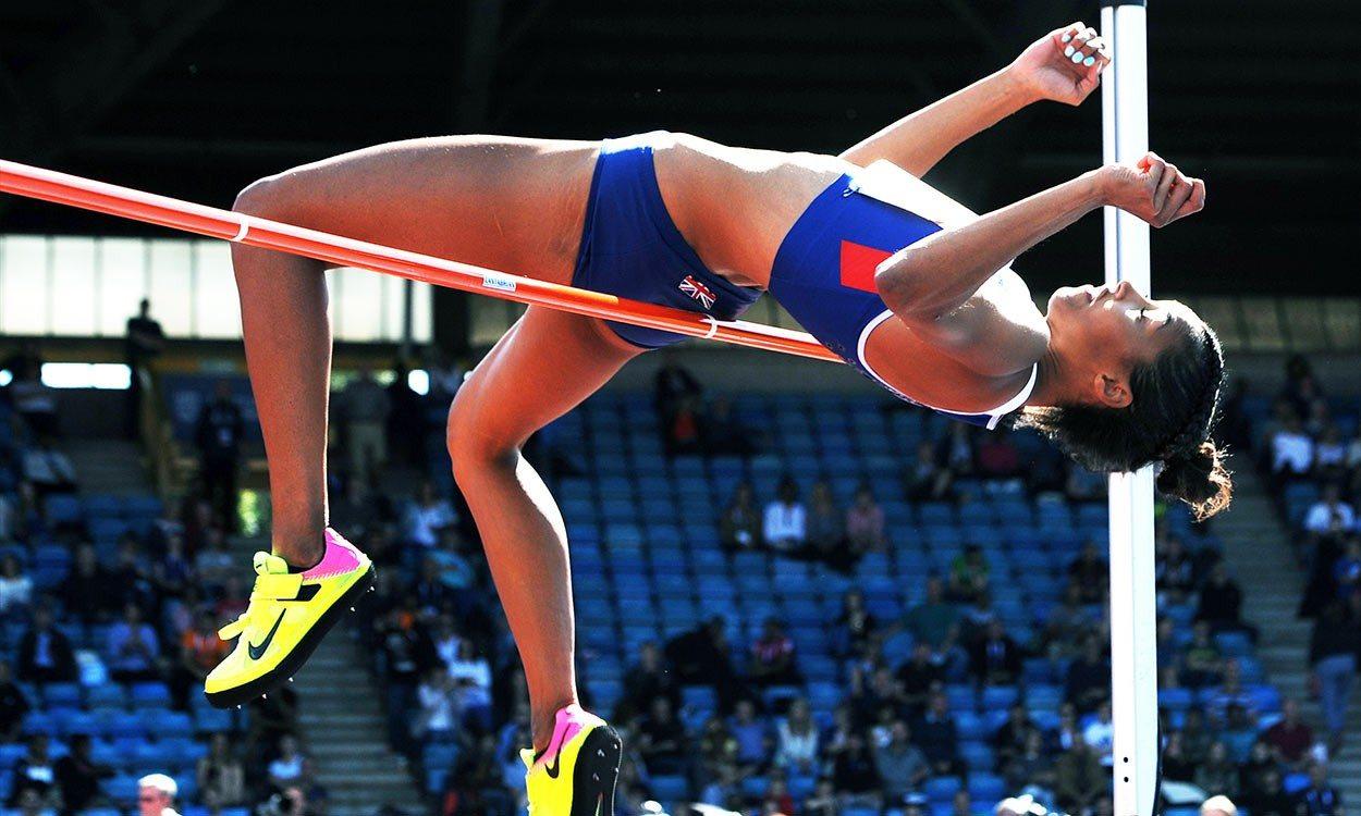 Morgan Lake's not giving up on heptathlon plan