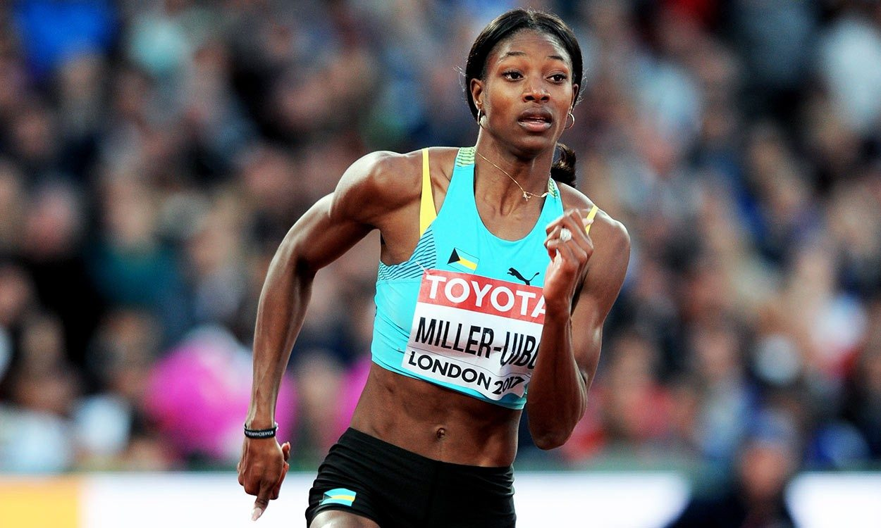 Shaunae Miller-Uibo back on top of the world in Brussels