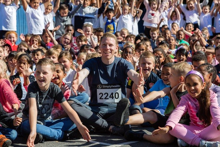 3000 taking on the first Simplyhealth Great East Run