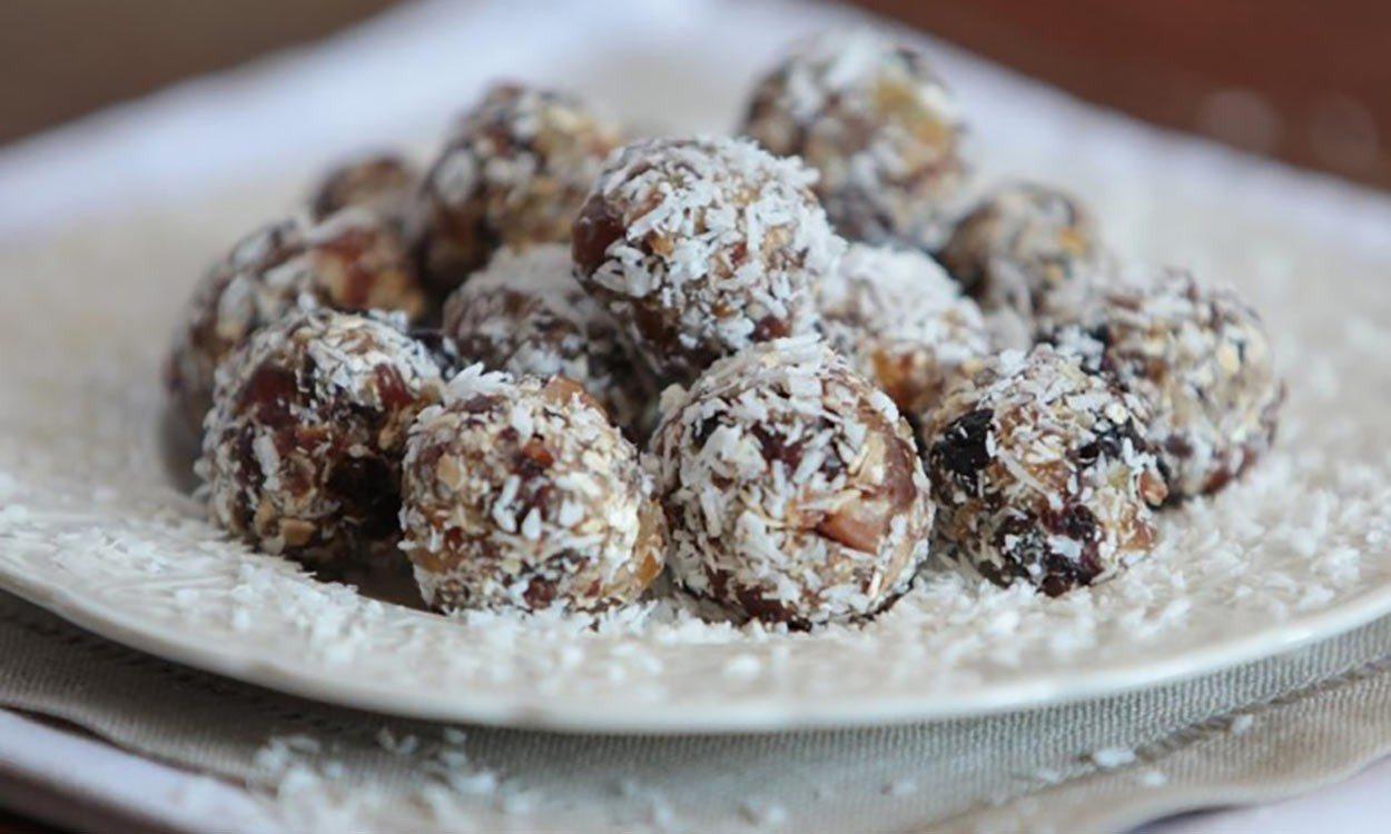 Recipe: DIY energy balls