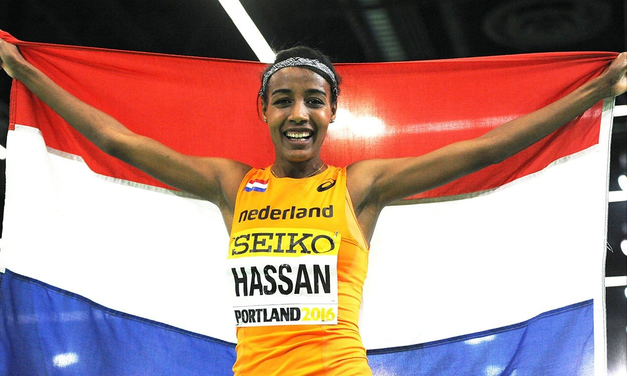 Sifan Hassan's high hopes for Birmingham 2018