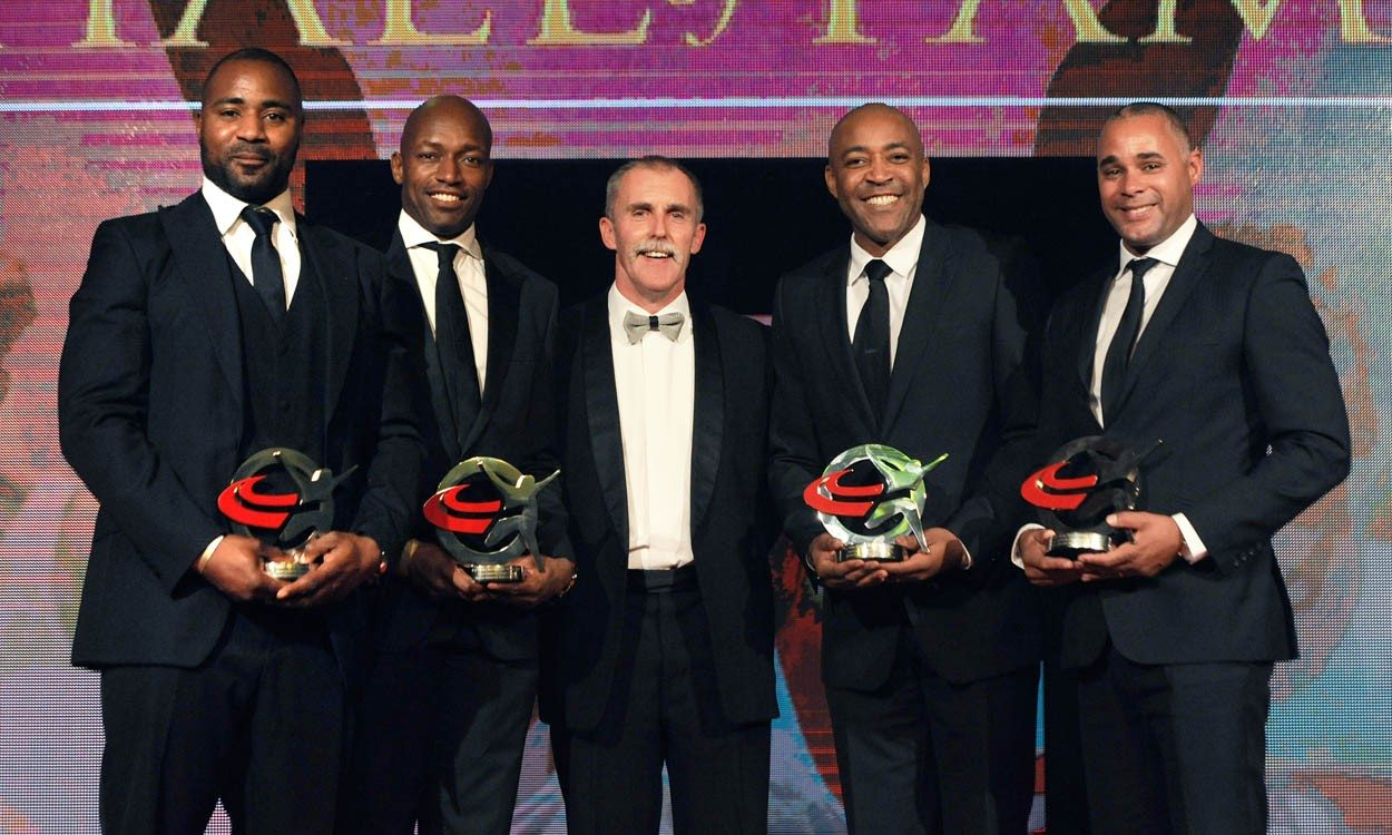 Sprint relay heroes join England hall of fame
