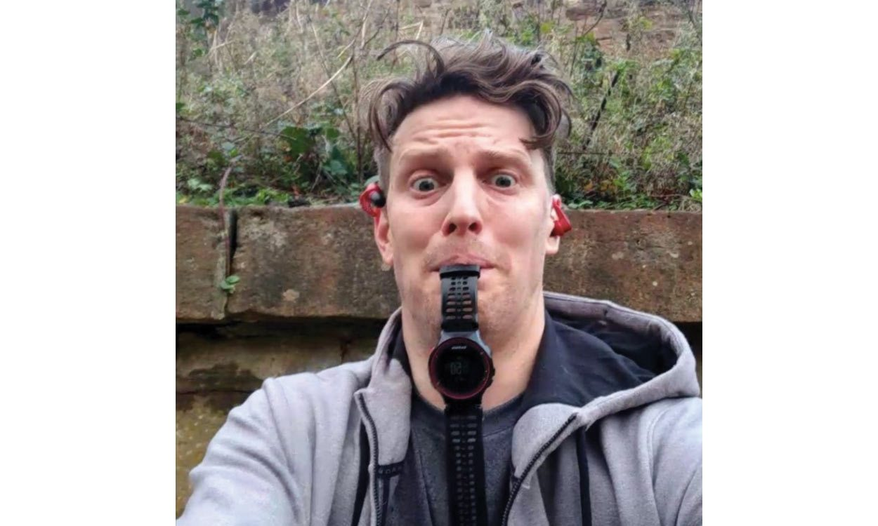 Colin's comeback: It's time for a 5km attempt