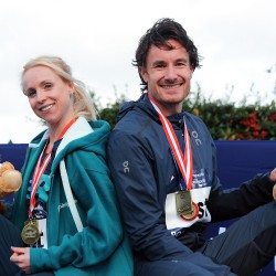 Gemma Steel and Chris Thompson win Great South Run