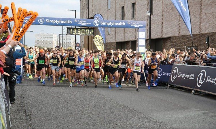 Siblings among winners on weekend of running in Birmingham