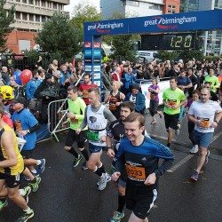 Date set for Great Birmingham Run and Birmingham International Marathon