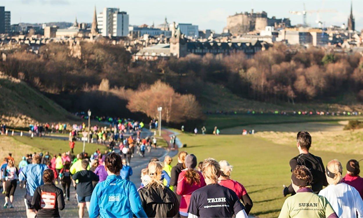 Simplyhealth Great Edinburgh Winter Run