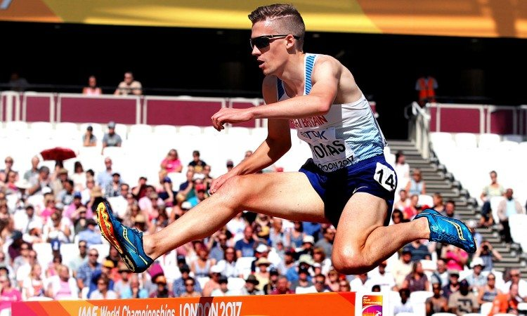 Ieuan Thomas' top tips for steeplechase beginners