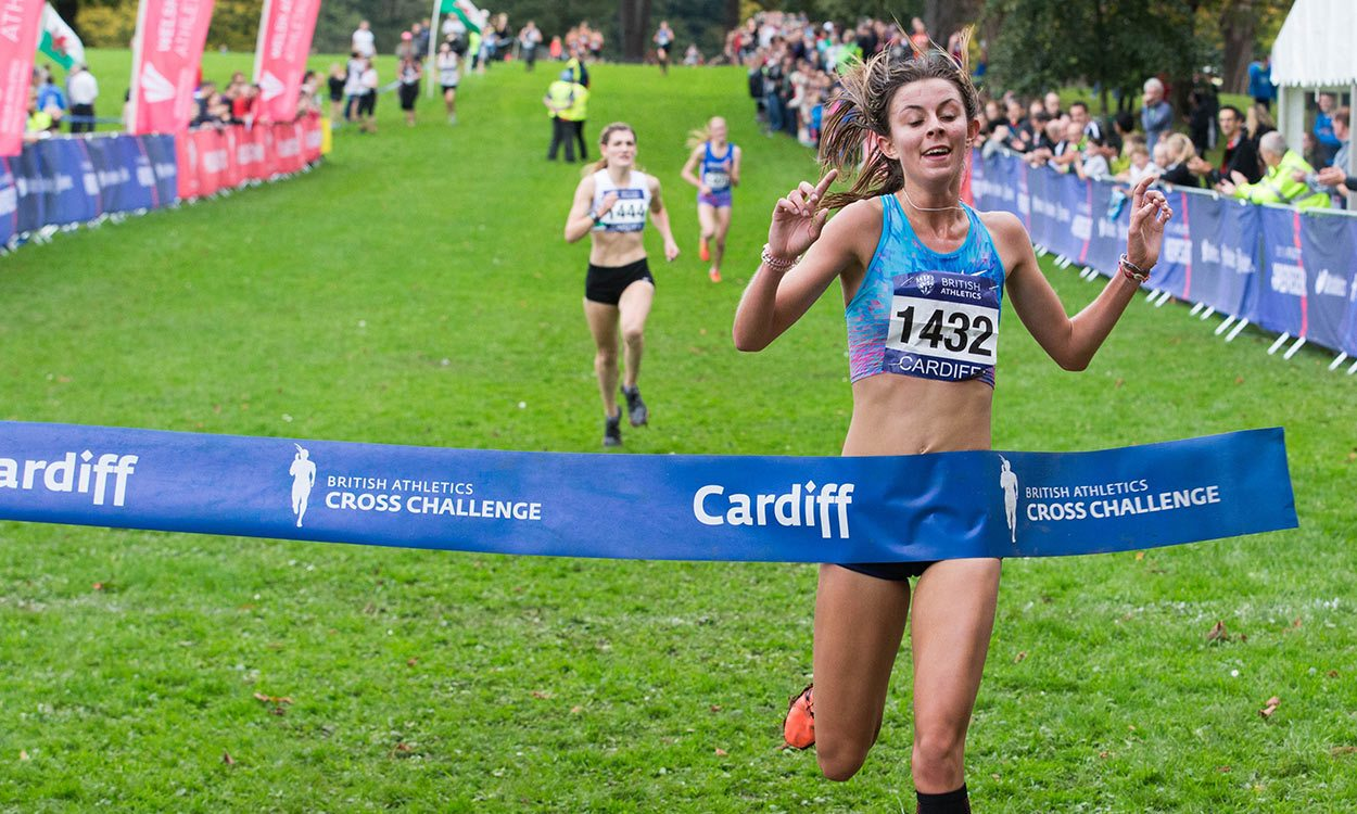 Victory for Sam Stabler as Jess Judd retains Cardiff Cross Challenge crown