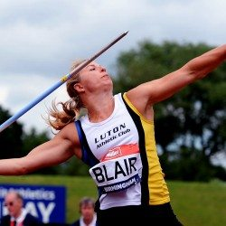Javelin thrower Joanna Blair handed four-year ban