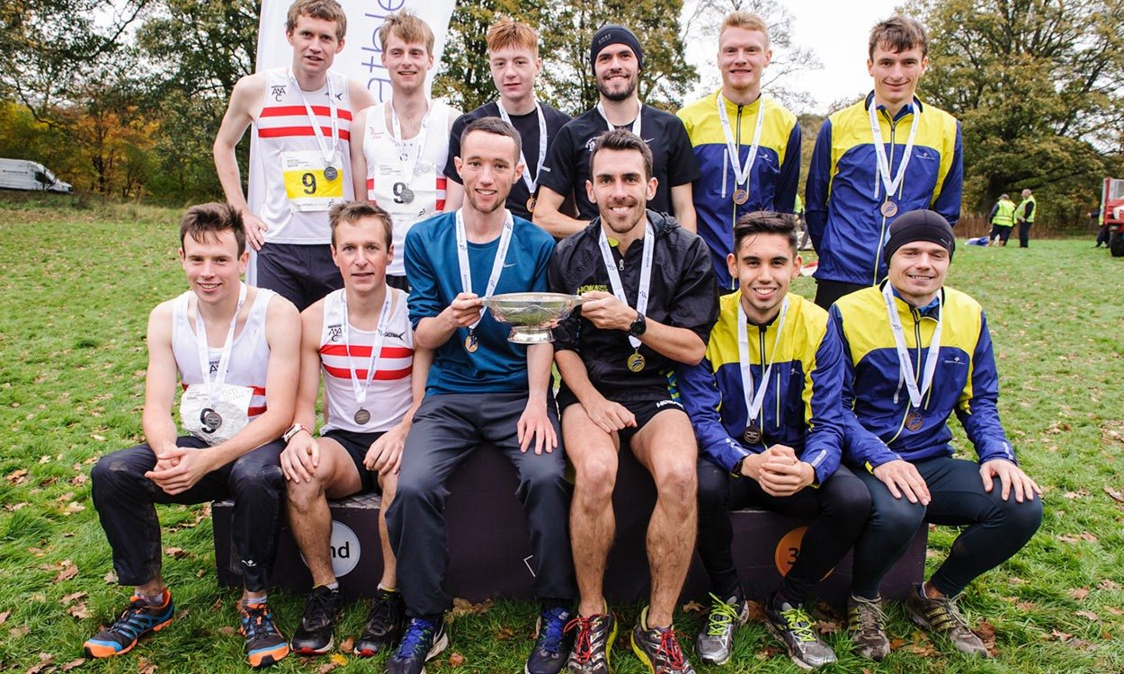 Inverclyde AC among Scottish Cross Country Relays winners – weekly round-up