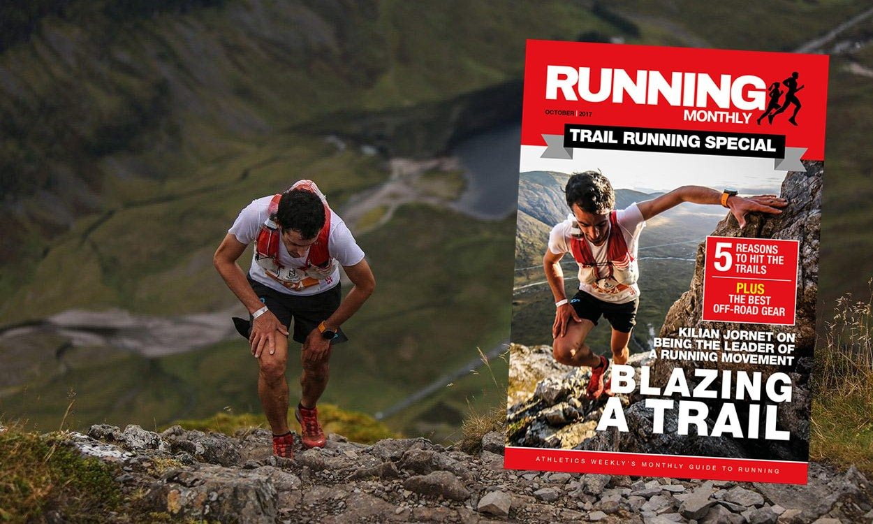 Running Monthly: Trail running special