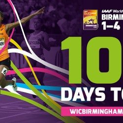 100 free tickets to mark 100 days to IAAF World Indoor Championships