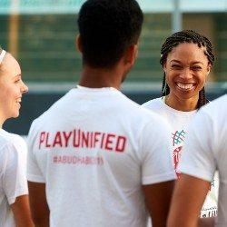 Enjoyment is key as Allyson Felix eyes fifth Olympics