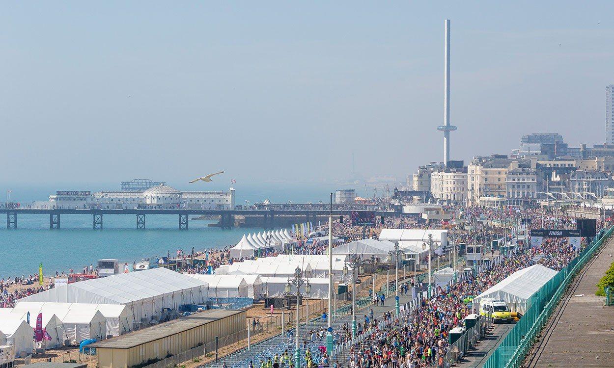 Marathon guide 2018: Brighton Marathon Weekend