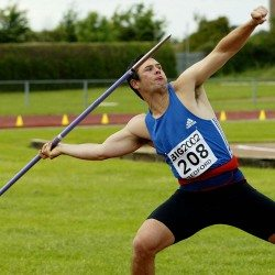 Javelin coach David Parker suspended by UK Athletics