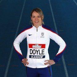 Eilidh Doyle set for Glasgow return at Indoor Grand Prix