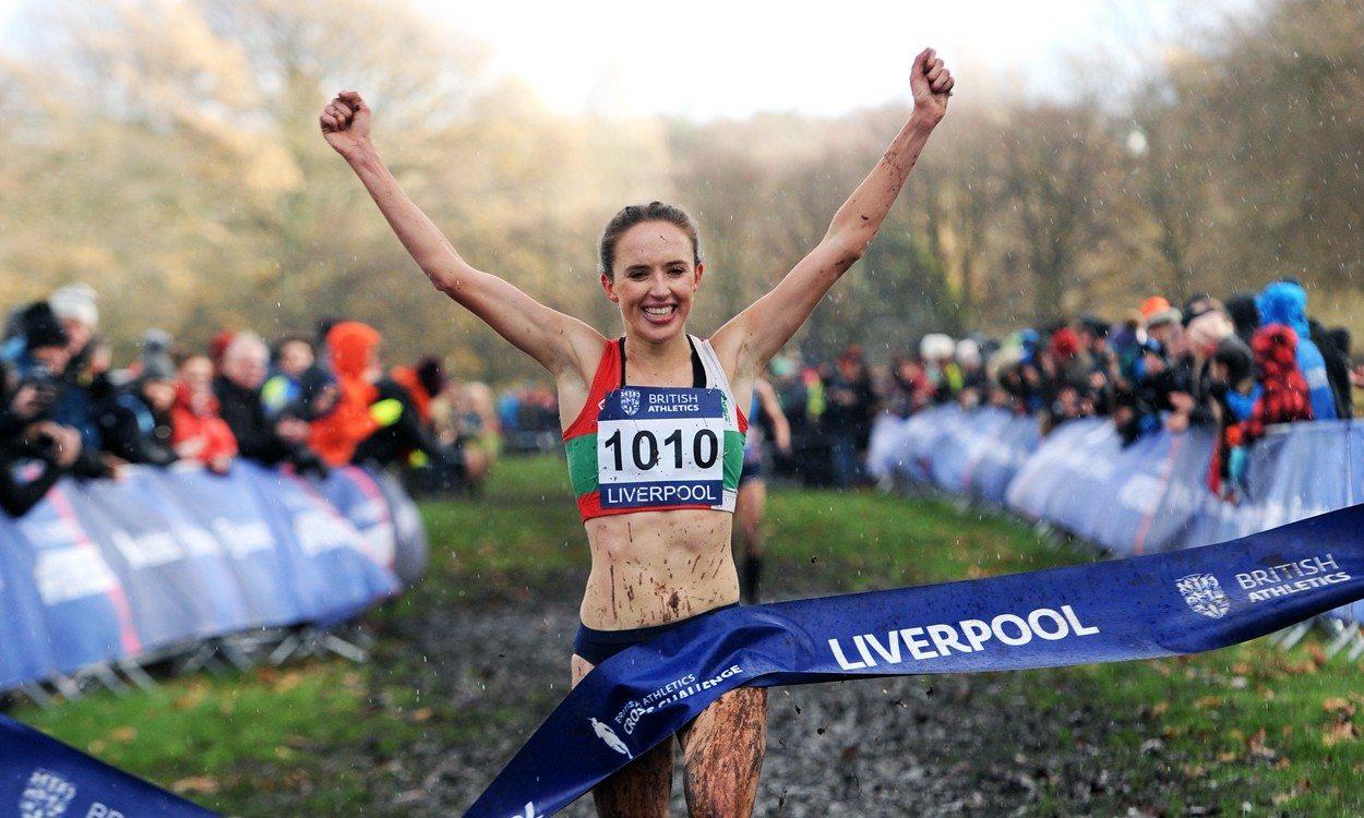 Emelia Gorecka bounces back to take Liverpool Cross Challenge victory