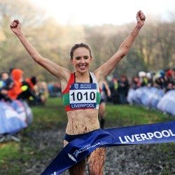 Emelia Gorecka bounces back to take Liverpool Cross Challenge victory