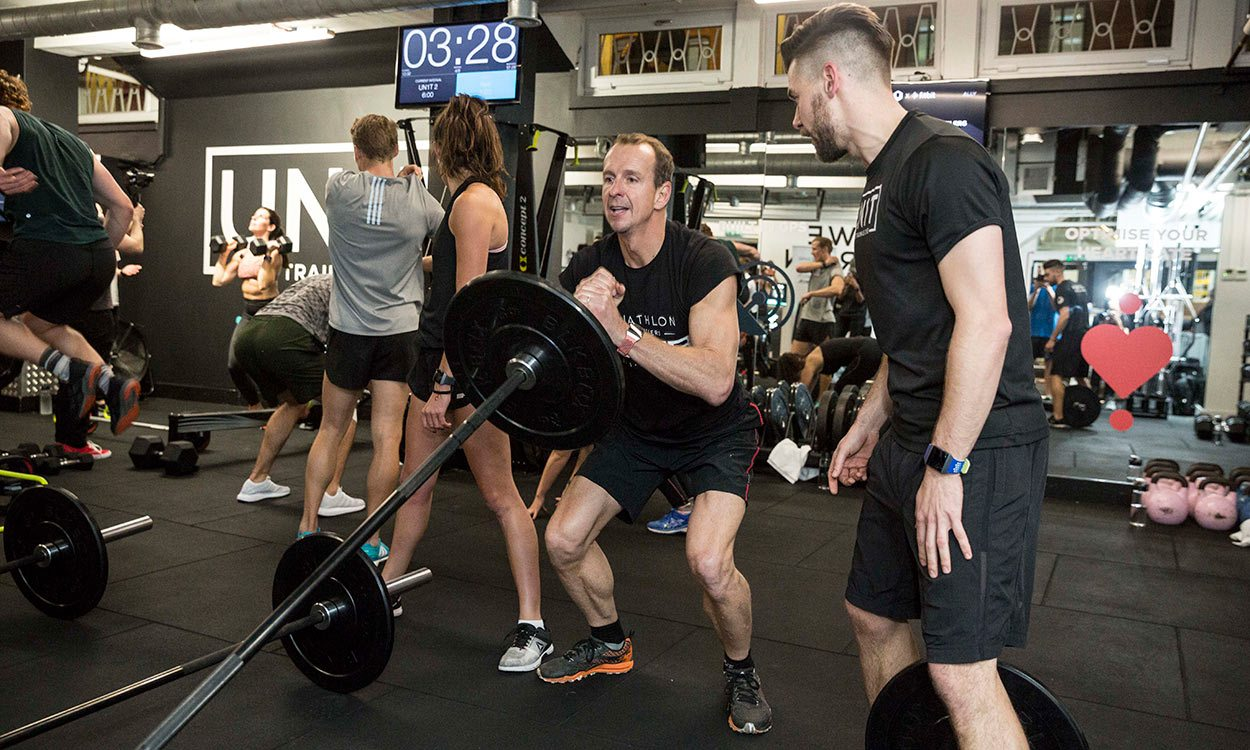 Professor Greg Whyte's top three tips for performance gains