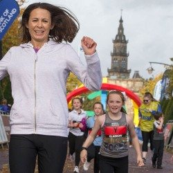 Jo Pavey, always moving forward