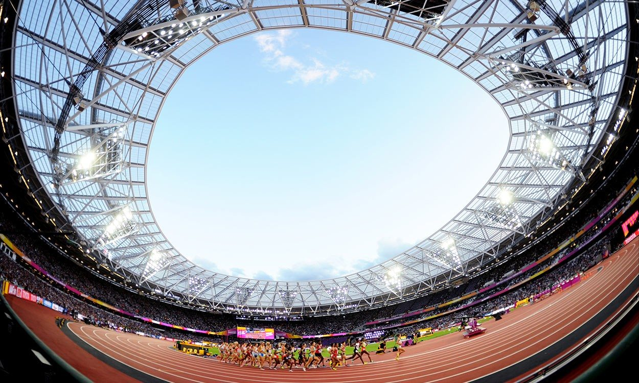 IAAF to introduce world rankings as qualification route to major champs